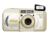 Nikon Lite Touch Zoom 130ED compacts