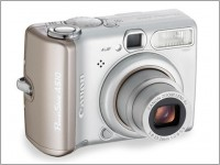 Canon PowerShot A510 compacts