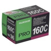 Fujifilm Color Pro 160 C nega couleur