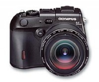 Olympus C-8080 WIDE ZOOM compacts
